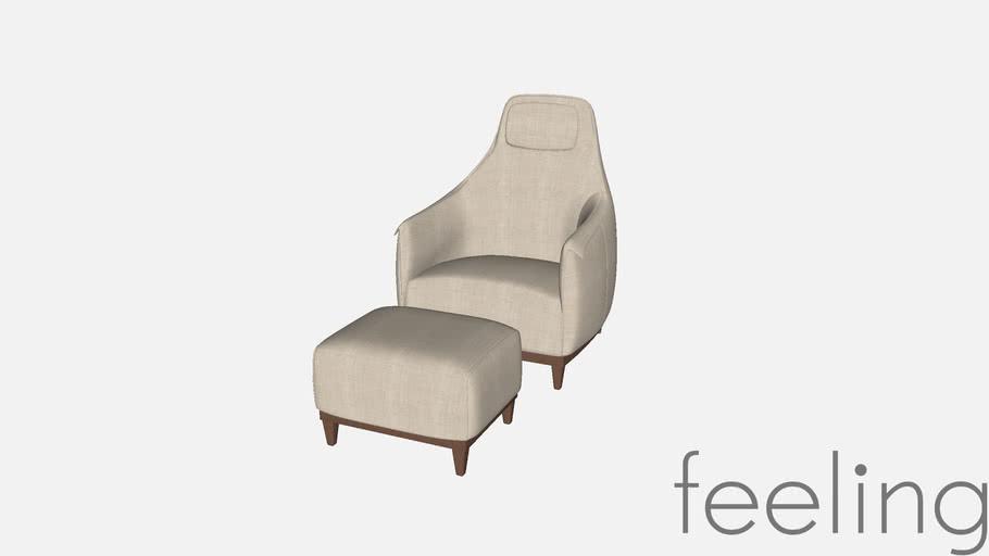Poltrona Feeling - Form Slim