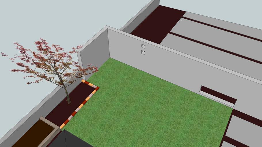 家外構用:芝生パターン1