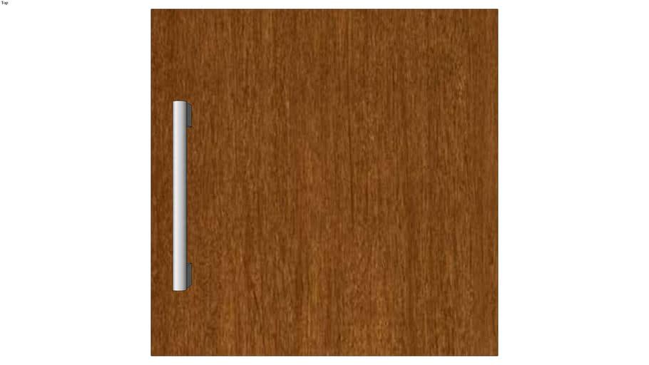 Wall Single Door 15Hx15D