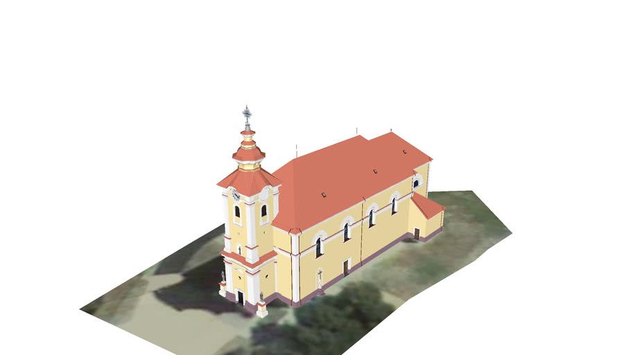 Kostol sv. Jána Krstitela v Moravskom Svätom Jáne
