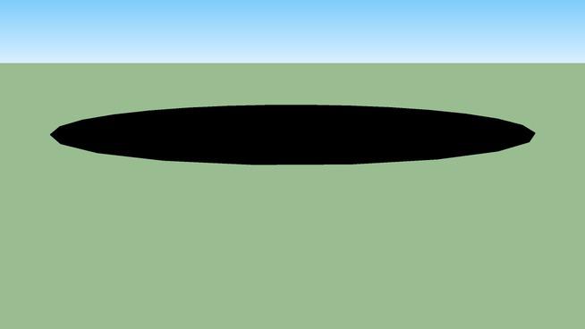 the neverending black hole