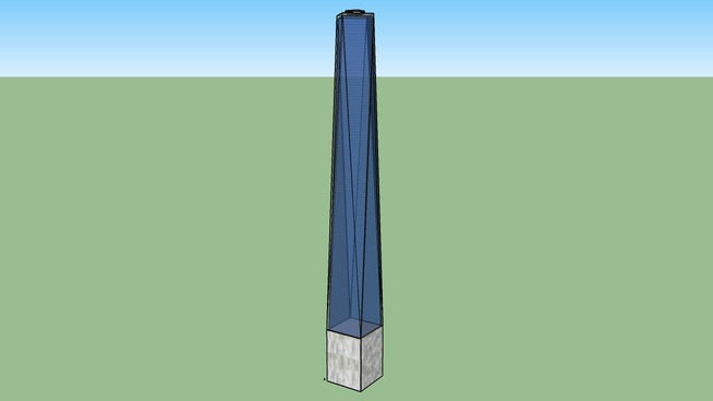 FREEDOM TOWER (EN CONSTRUCTION)