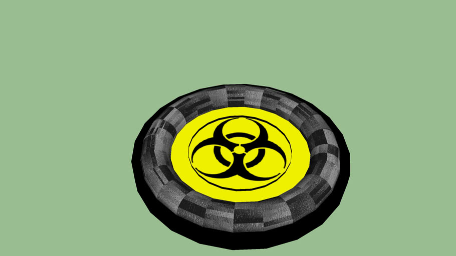 Biohazard Audio Subwoofer model