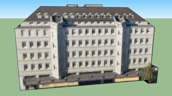 Construção em Zurique, Confederação Suíça