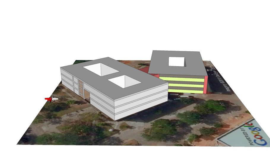 Instituto de Geociências da UFMG