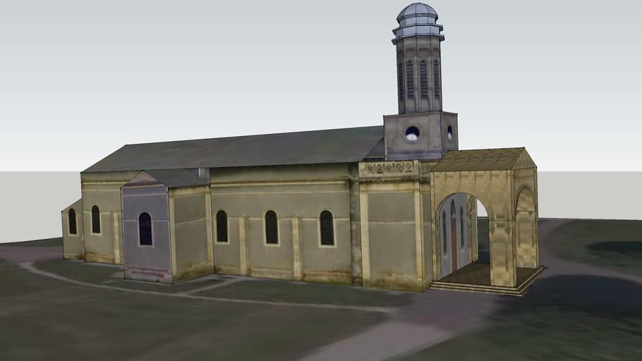 amfreville church france