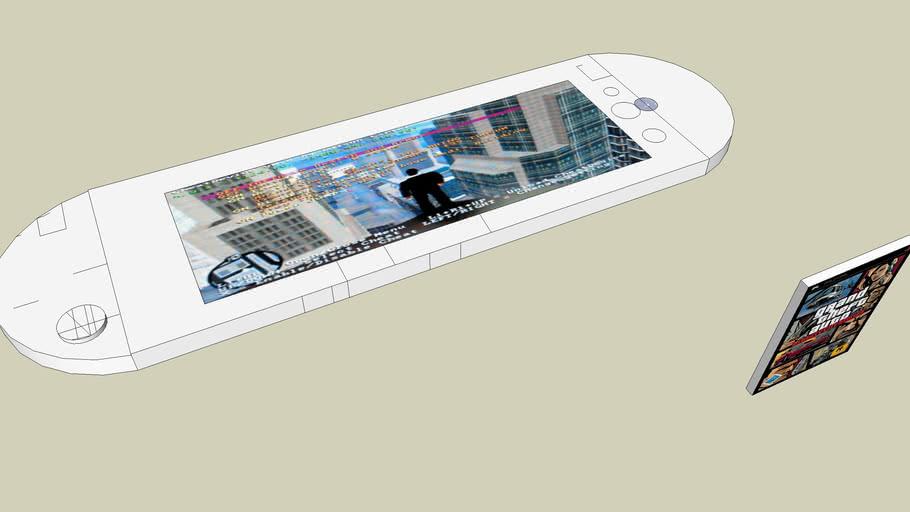 PSP and GTA Liberty City