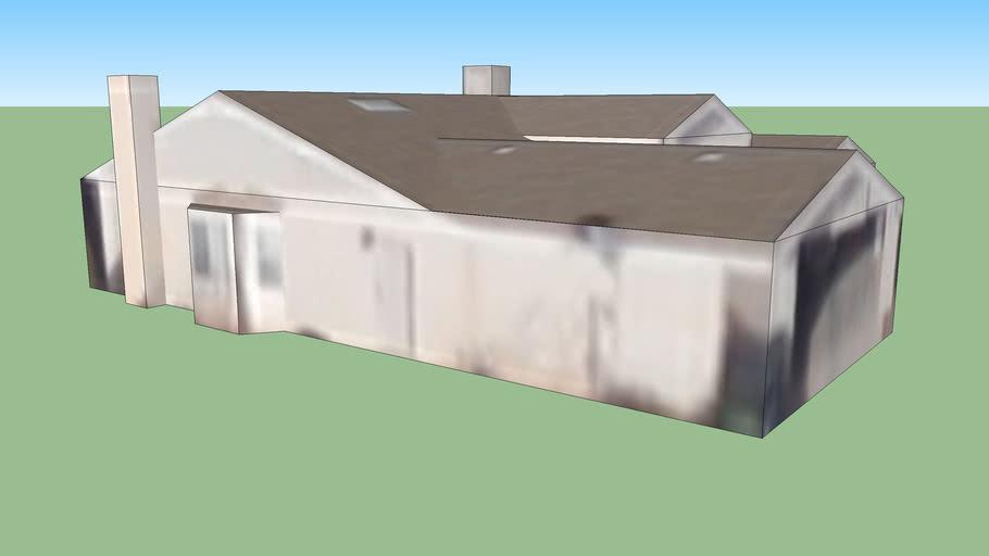 House in Bernalillo, NM, USA