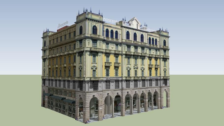 Palazzo della Rinascente (Cagliari)