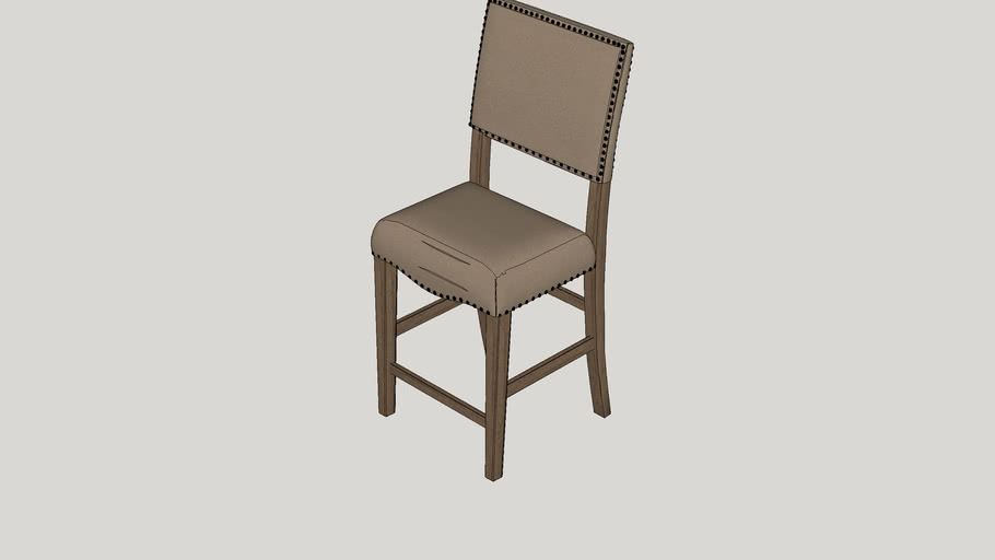 "Bouchette 24"" Bar Stool"
