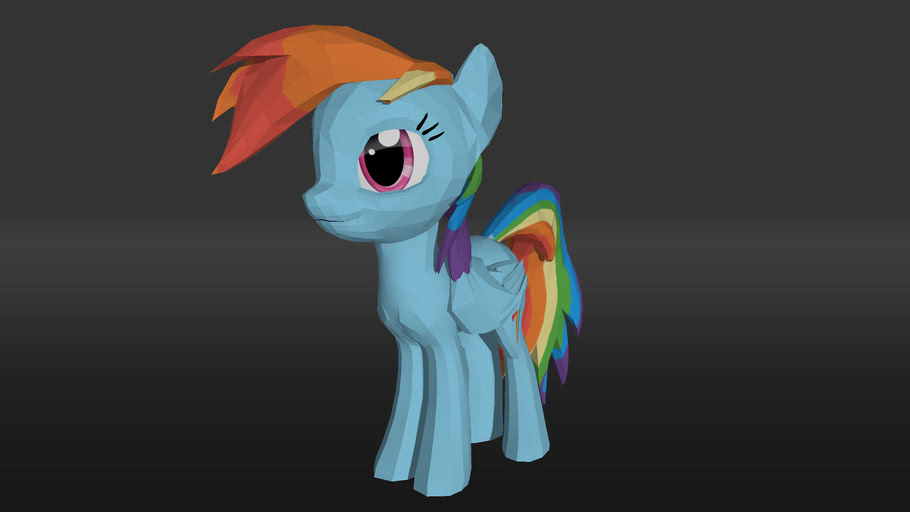 Rainbow Dash (My Little Pony)