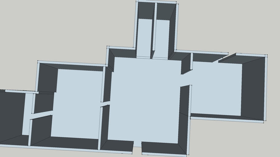 Floor plan starterII (basic shape)