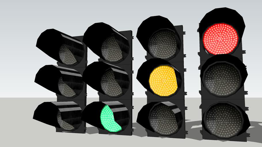 PC traffic signals