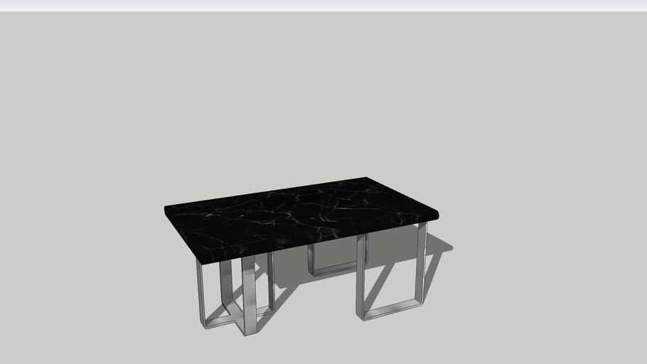 Modern Black Table _ Coffe Teble