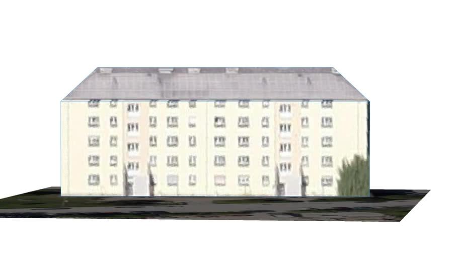 Gebäude in Salzburg, Österreich