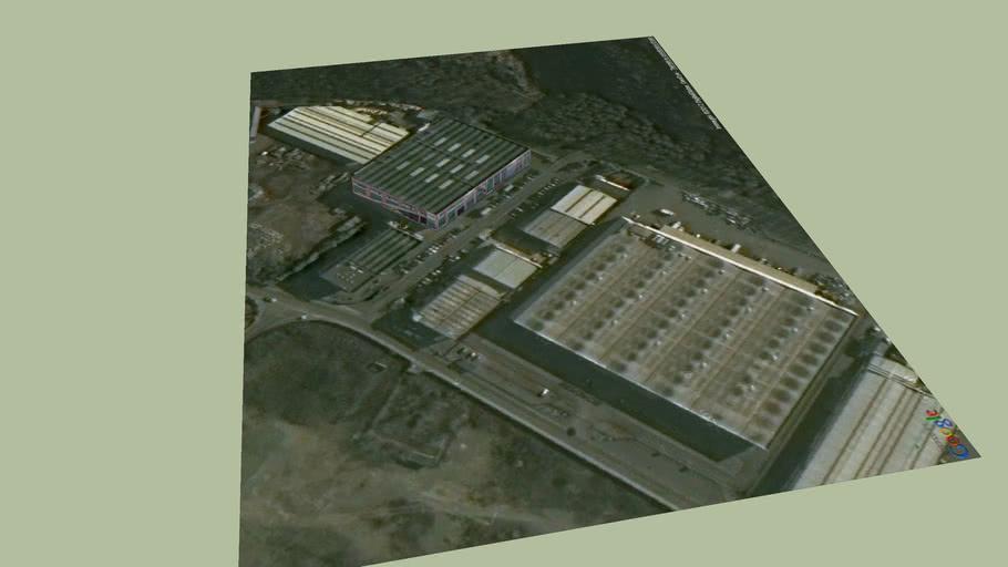 Zona industriale di Boario