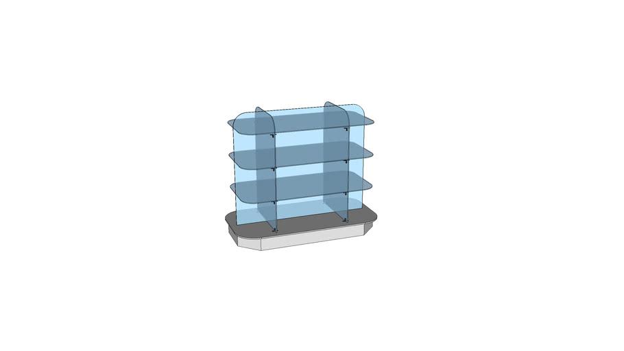 T_Glass_Display_Shelf
