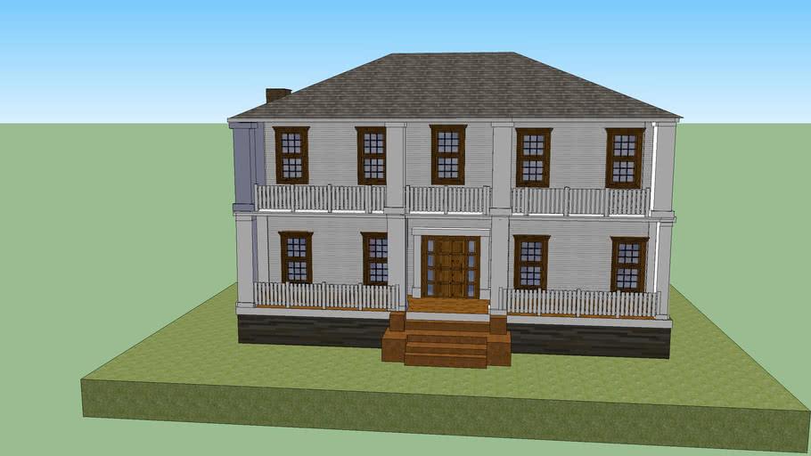 7.Wilks House