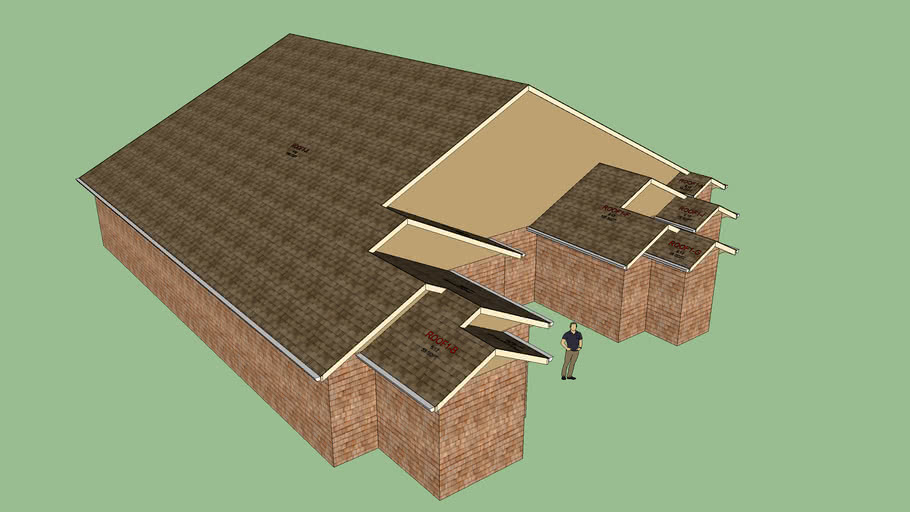 Gable Roof Test