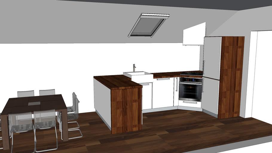 kitchen egger h178