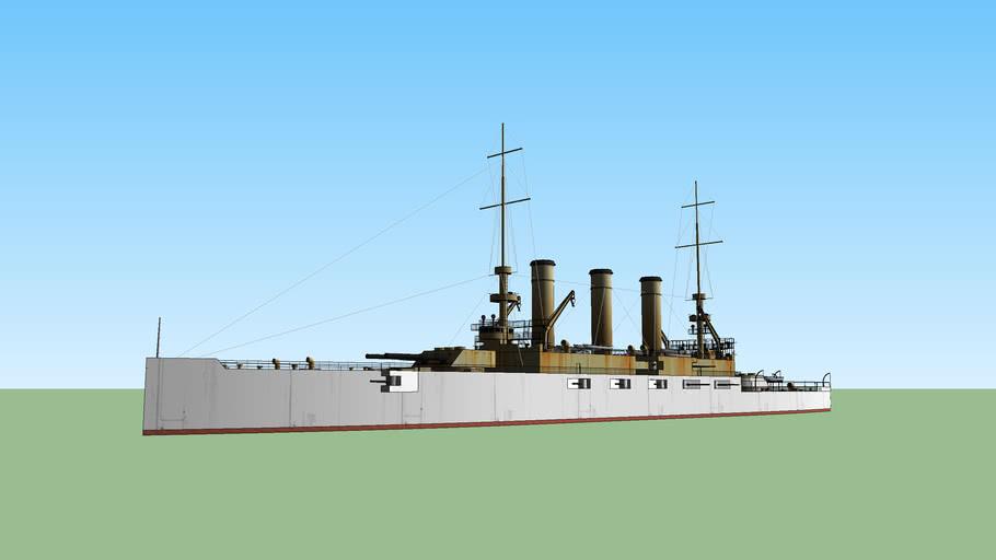 USS Maine (BB-10)