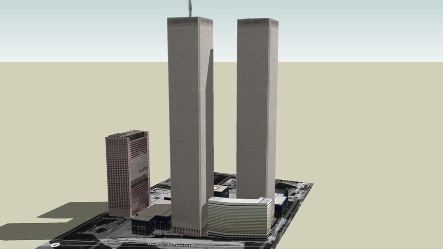 The Original World Trade Center 2.0
