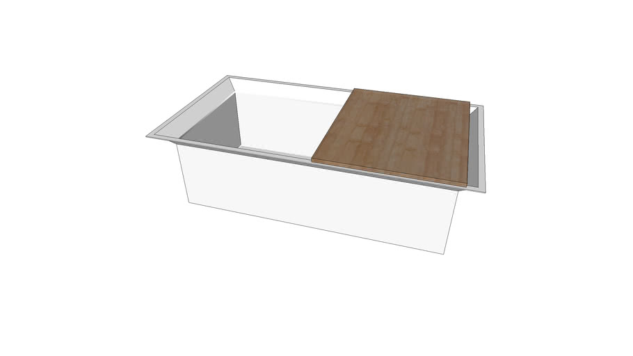Kohler K-3158 Kitchen sink