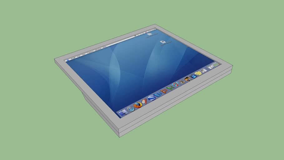 PowerBook G5 Monitor