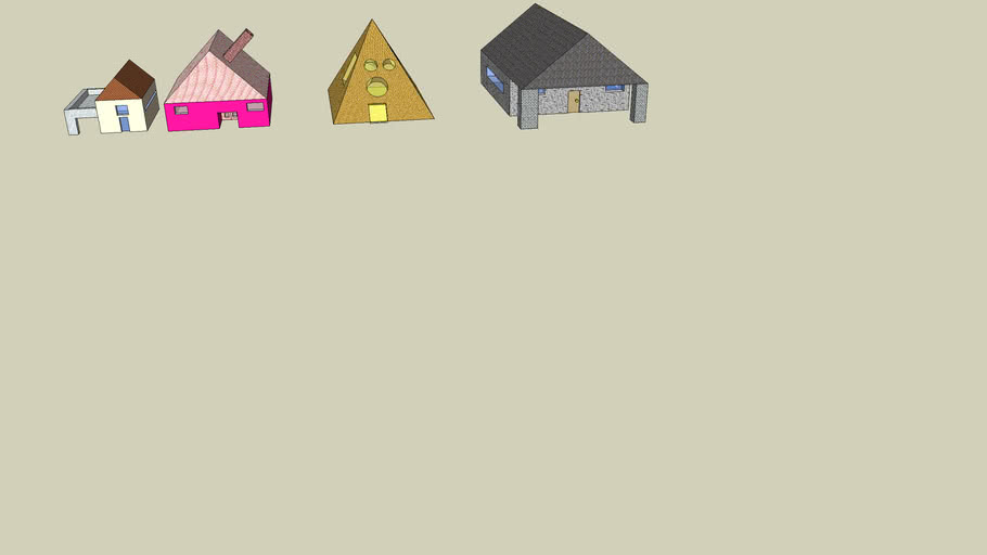The 4 Houses