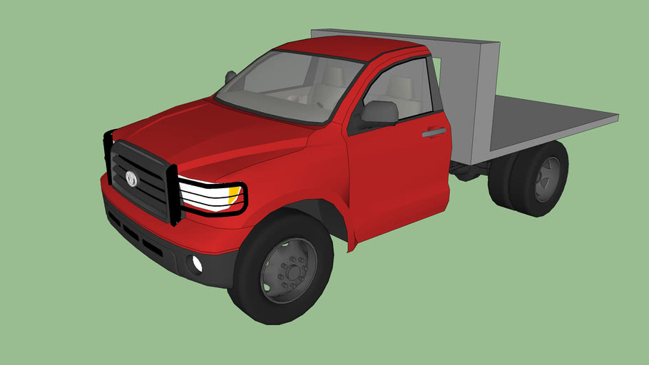 Toyota Tundra Chassis Cab