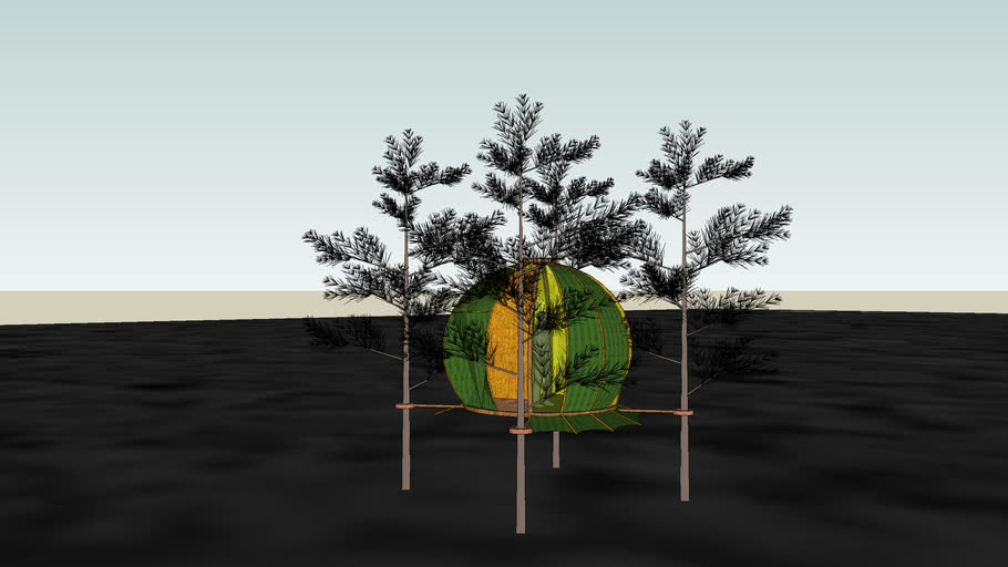 Green Rana Shelter