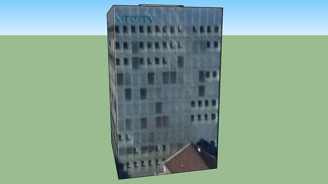 Gebäude in Dortmund, Deutschland