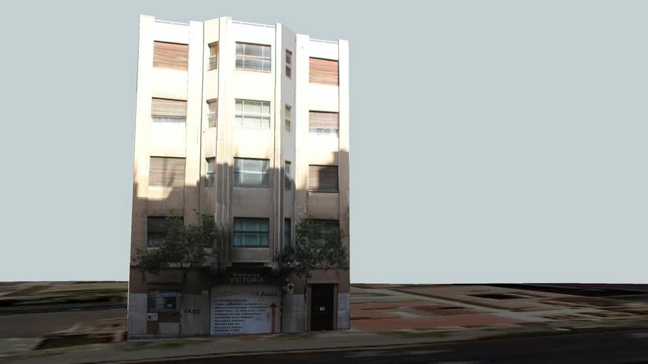 Edificio de viviendas para Maria Fernandez
