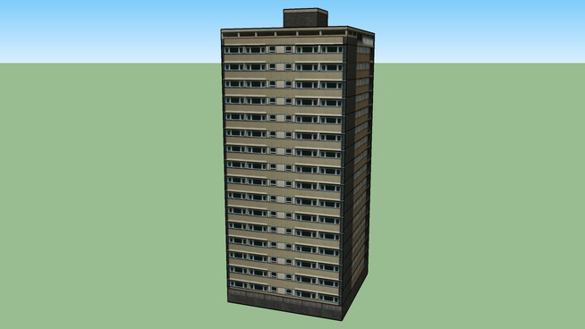 College Bank flats - Underwood  (Seven Sisters)
