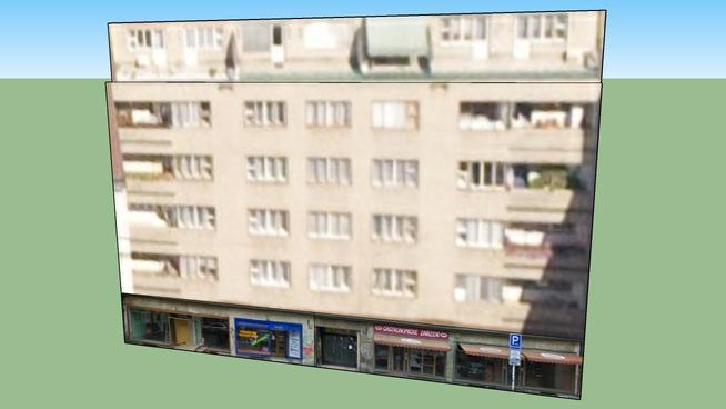 Building at Soukenická st.