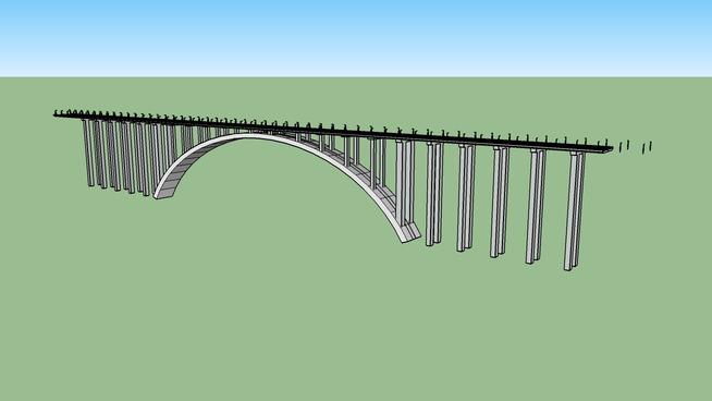 万州长江大桥( China'sWanzhou Yangtze River Bridge)