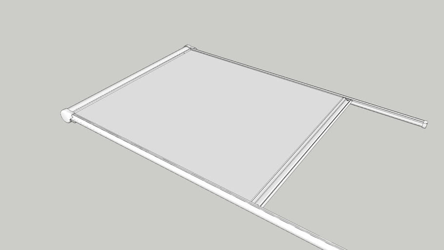 Skylight Blinds Exterior By Sandei Blinds 3d Warehouse