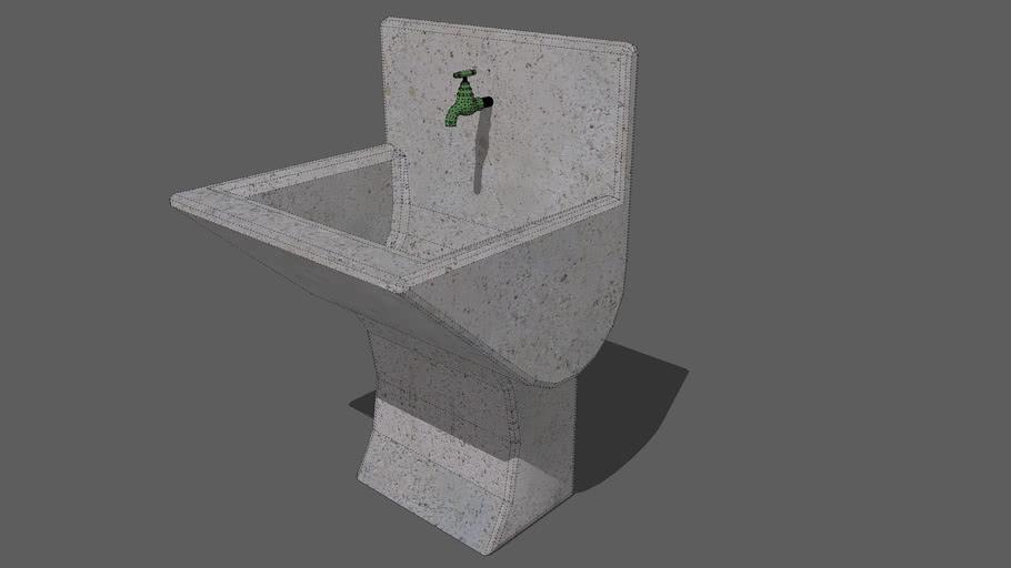 Tanque de Roupa | Pia de Lavar | Laundry sink | Vintage