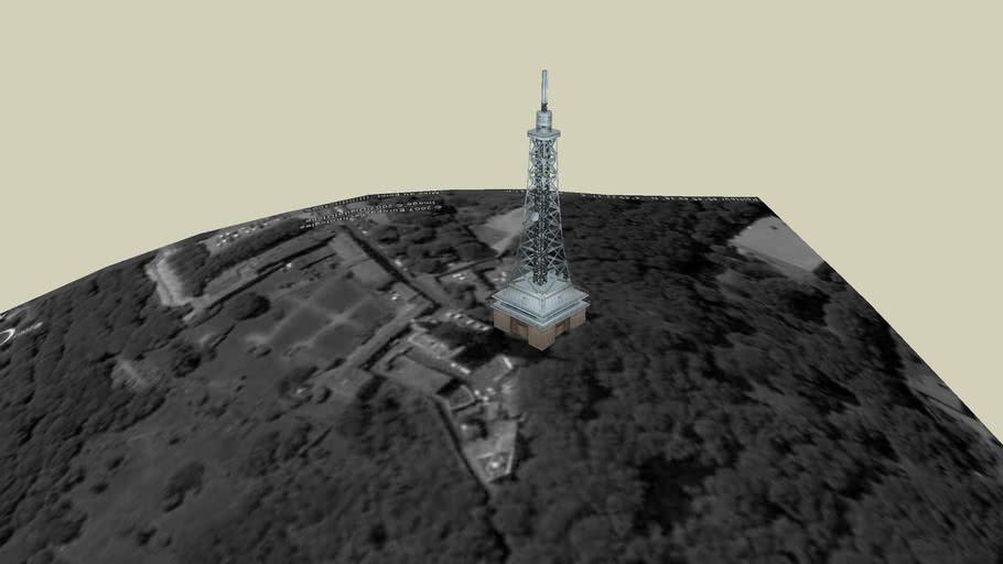 Tour métallique de Fourvière