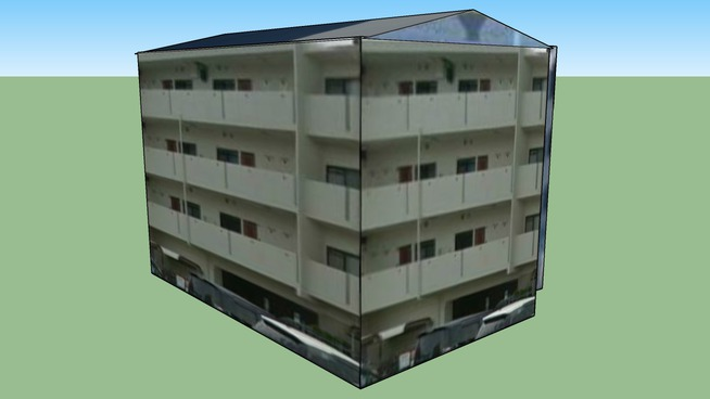 日本, 愛知県小牧市にある建物