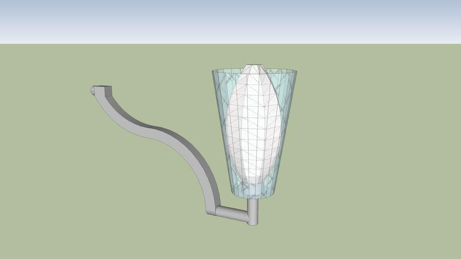 Wall Light Fixture 1