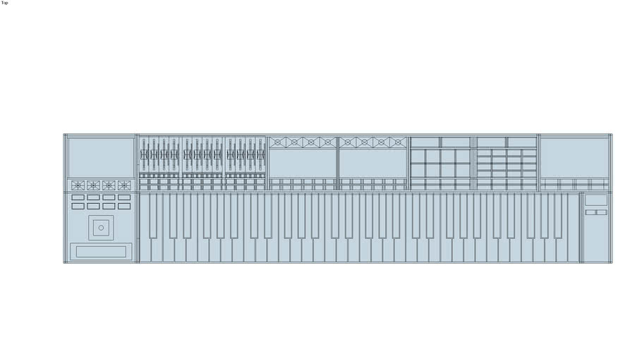 modular midi controller/synth/workstation