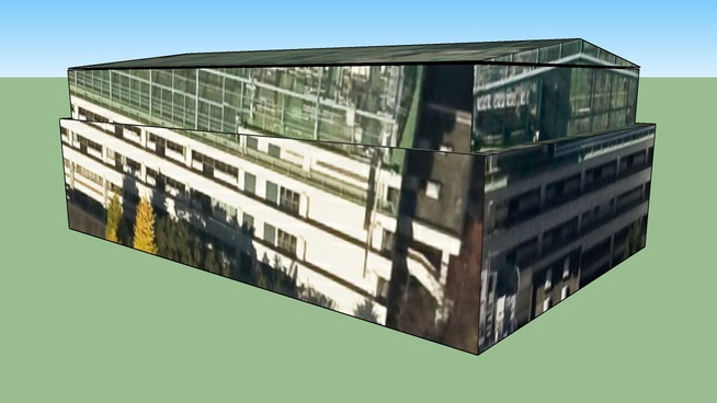 〒110-8512にある建物