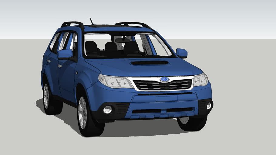 Subaru Forester Right Hand Drive