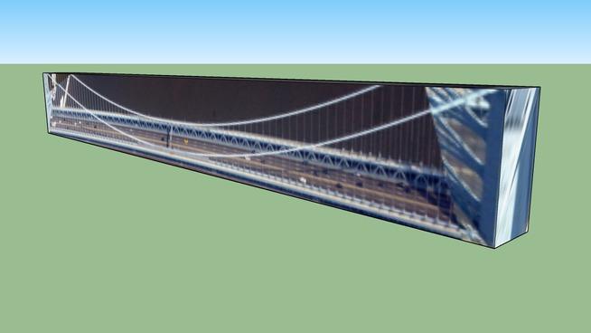 Bridge of Philadelphia, PA, USA