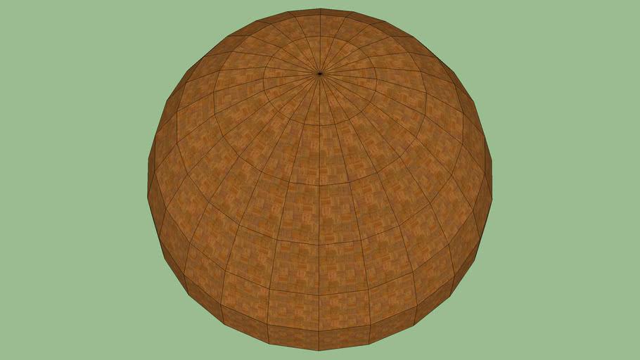 Cupula de Madera