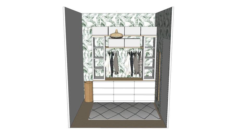 Ikea Closet Vestidor Armario