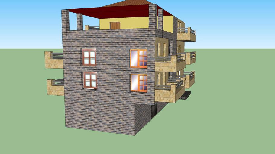 Tekbas Apartmanı no:60