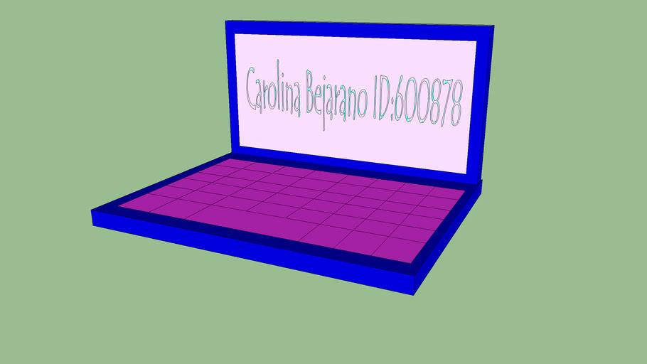 Modelo 3D Carolina
