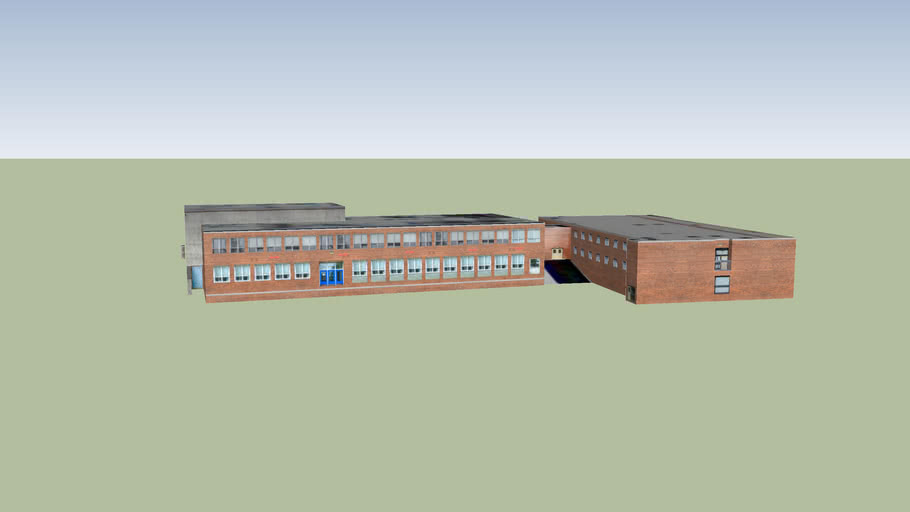 Classroom Building / Science Extension